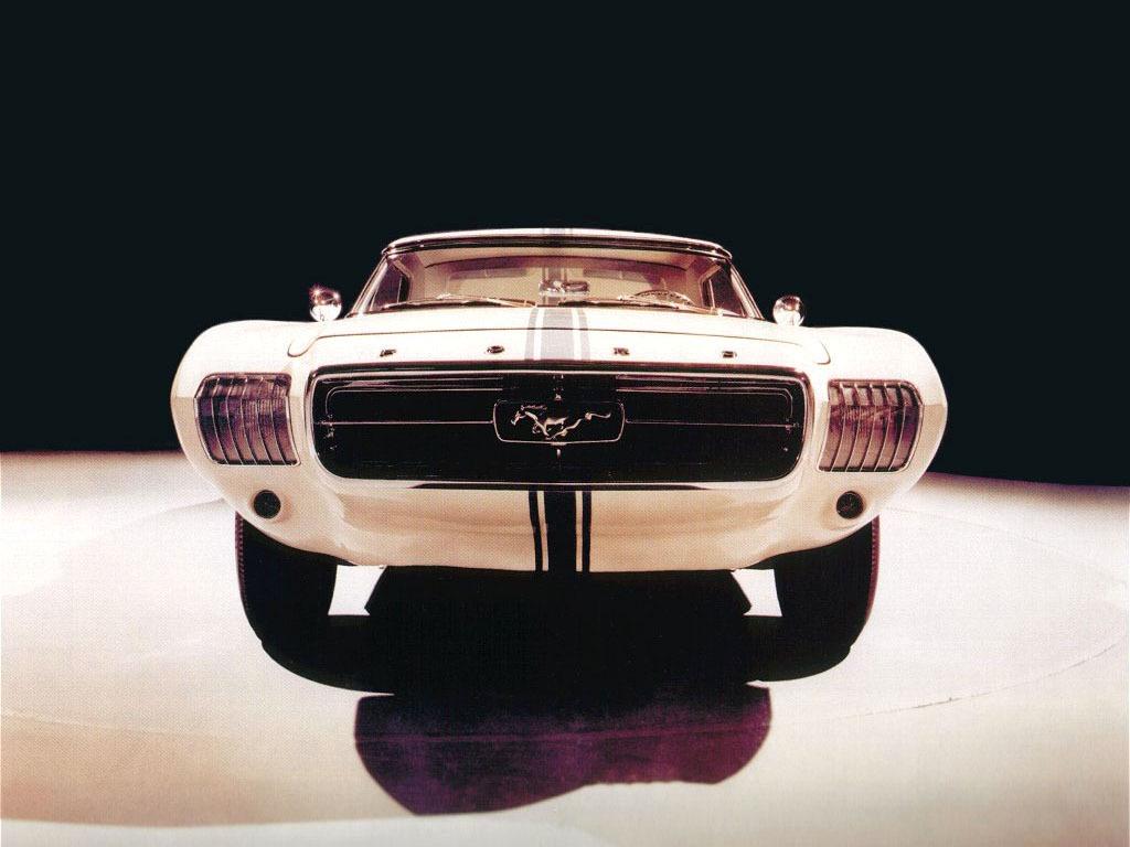 Mustang Concept II (1963)