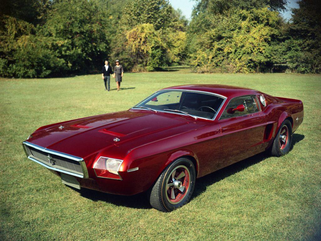 Mustang Mach 1 Prototype (1965)