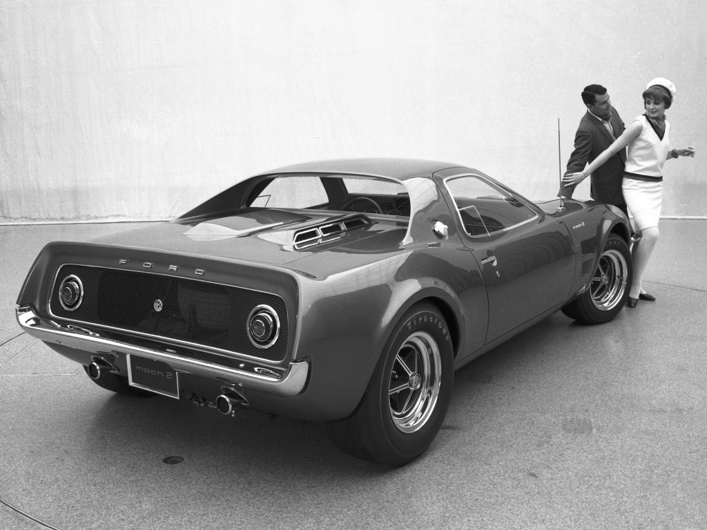 Mustang Mach 2 Concept Car (1967)