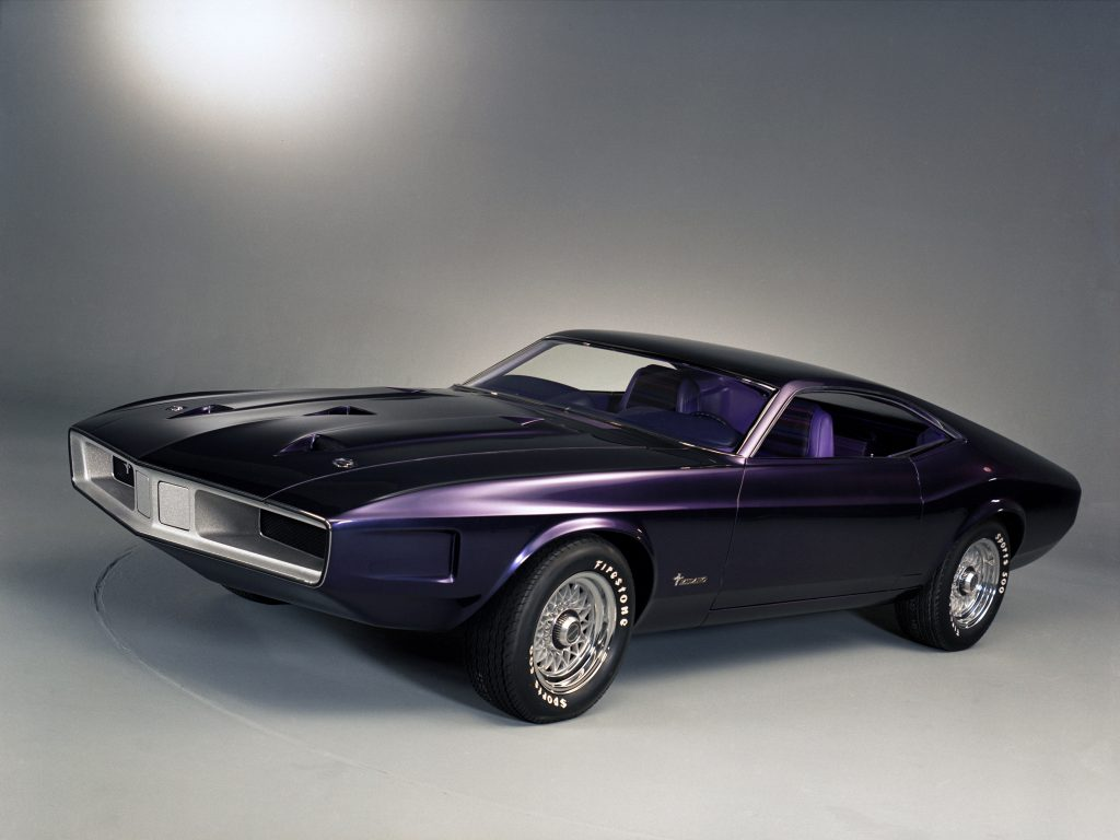 Mustang Milano Concept (1970)
