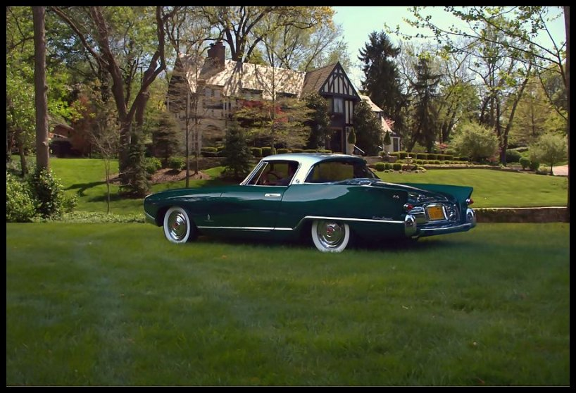 Nash Rambler Palm Beach Concept 1956 Old Concept Cars