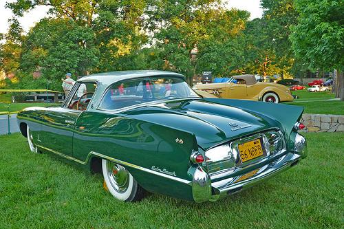 Nash Rambler Palm Beach Concept (1956) - Old Concept Cars