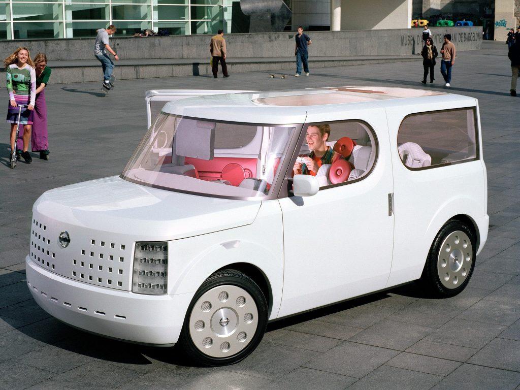 Nissan Chappo Concept (2001)