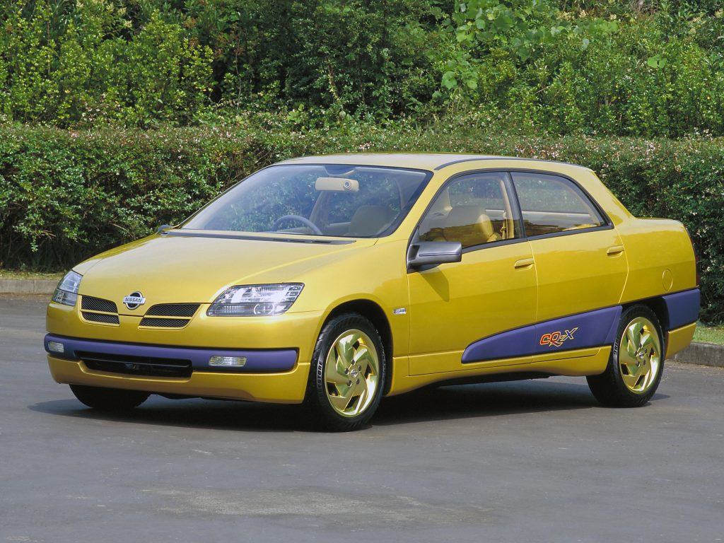 Nissan CQ-X Concept (1995)