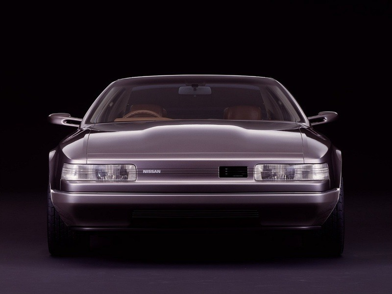 Nissan CUE-X Concept (1985) - Old Concept Cars
