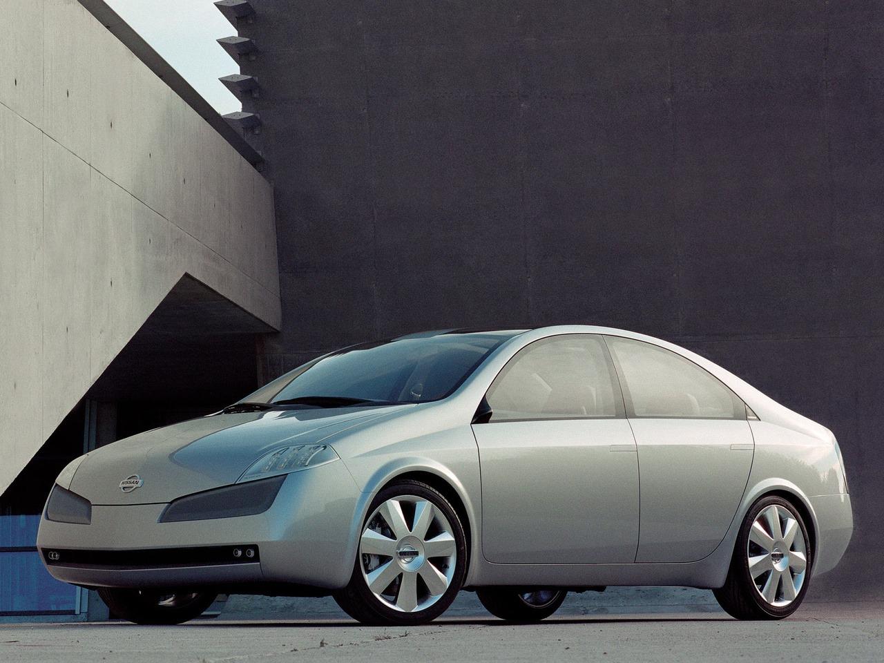 nissan fusion concept 2000 old concept cars. Black Bedroom Furniture Sets. Home Design Ideas