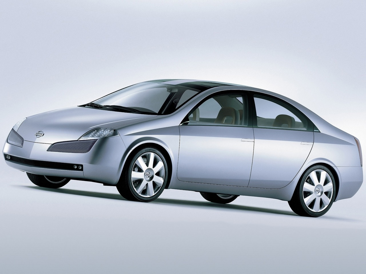 nissan fusion concept 2000 old concept cars