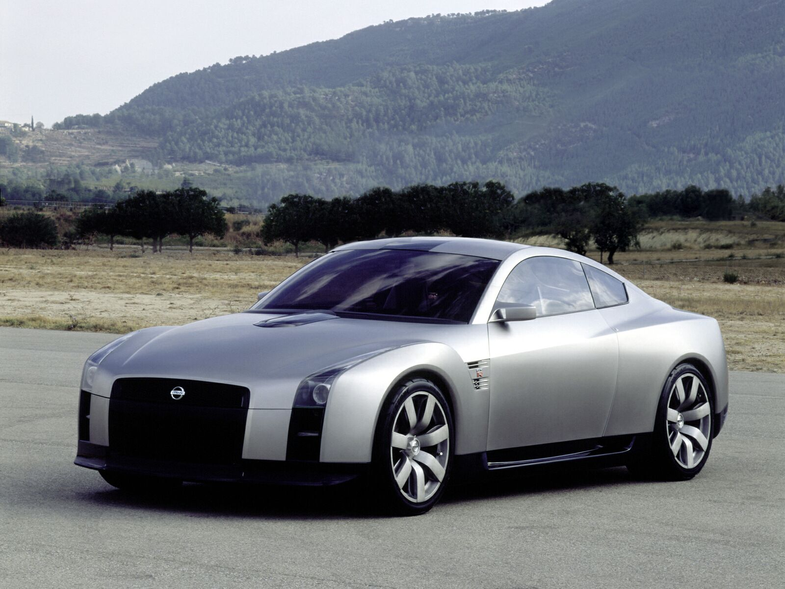 Nissan GT-R Proto Concept (2001) – Old Concept Cars