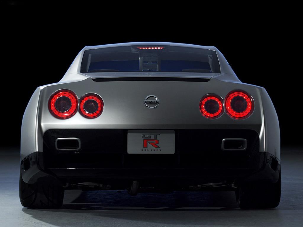 Nissan GT-R Proto Concept (2001) – Old Concept Cars