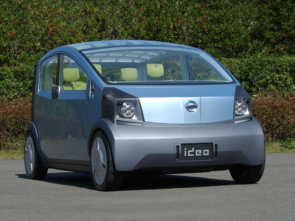 Nissan Ideo Concept (2001)