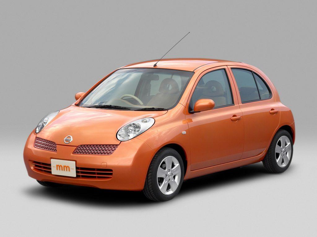 Nissan mm Concept (2001)