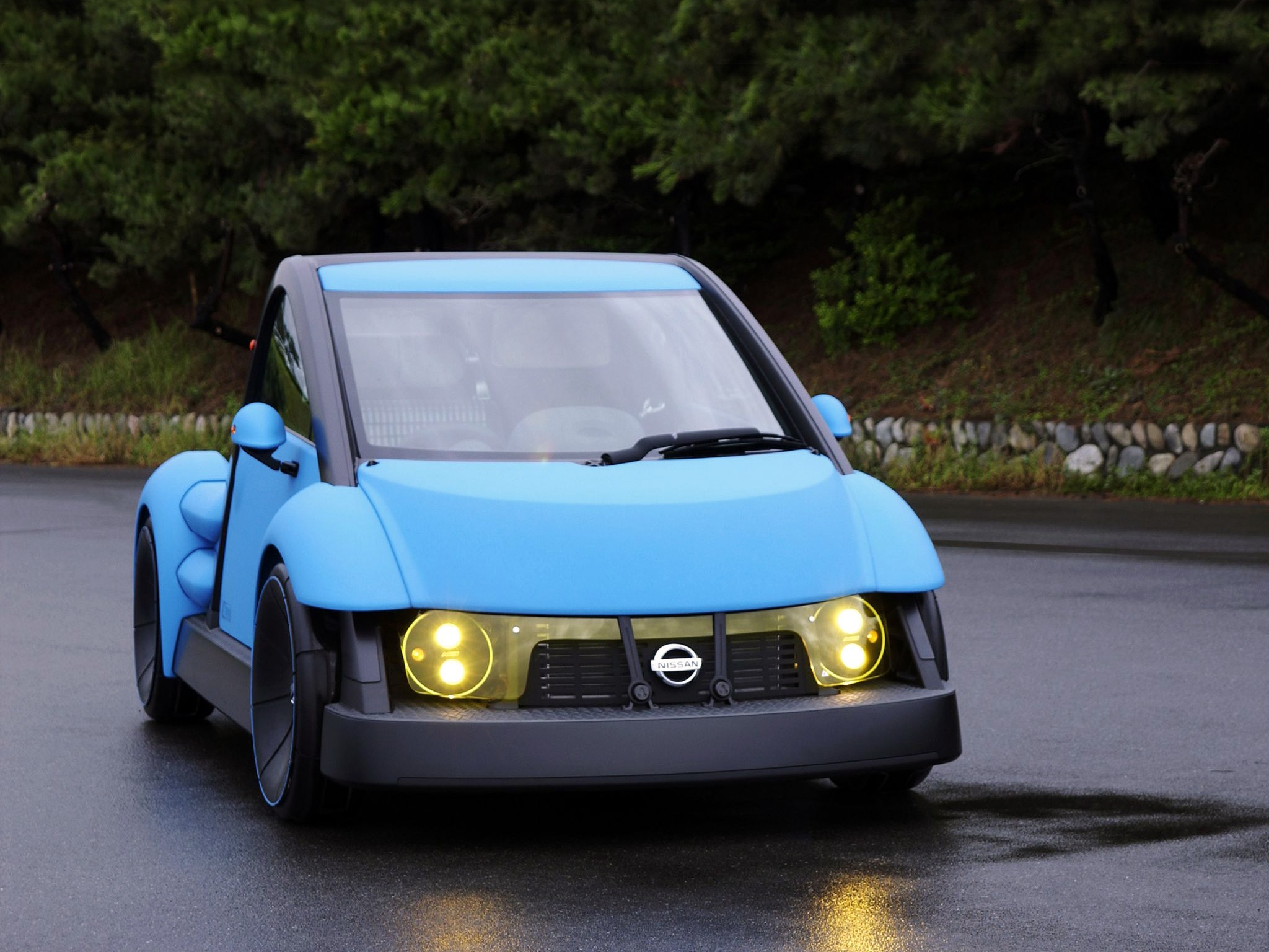 Nissan Nails Concept 2001 Old Concept Cars