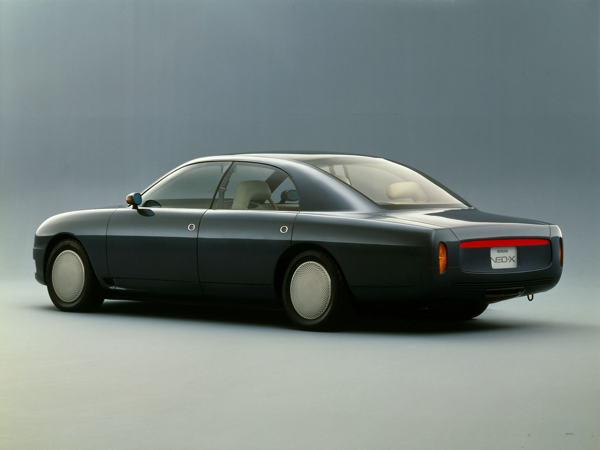 Nissan Neo-X Concept (1989) – Old Concept Cars