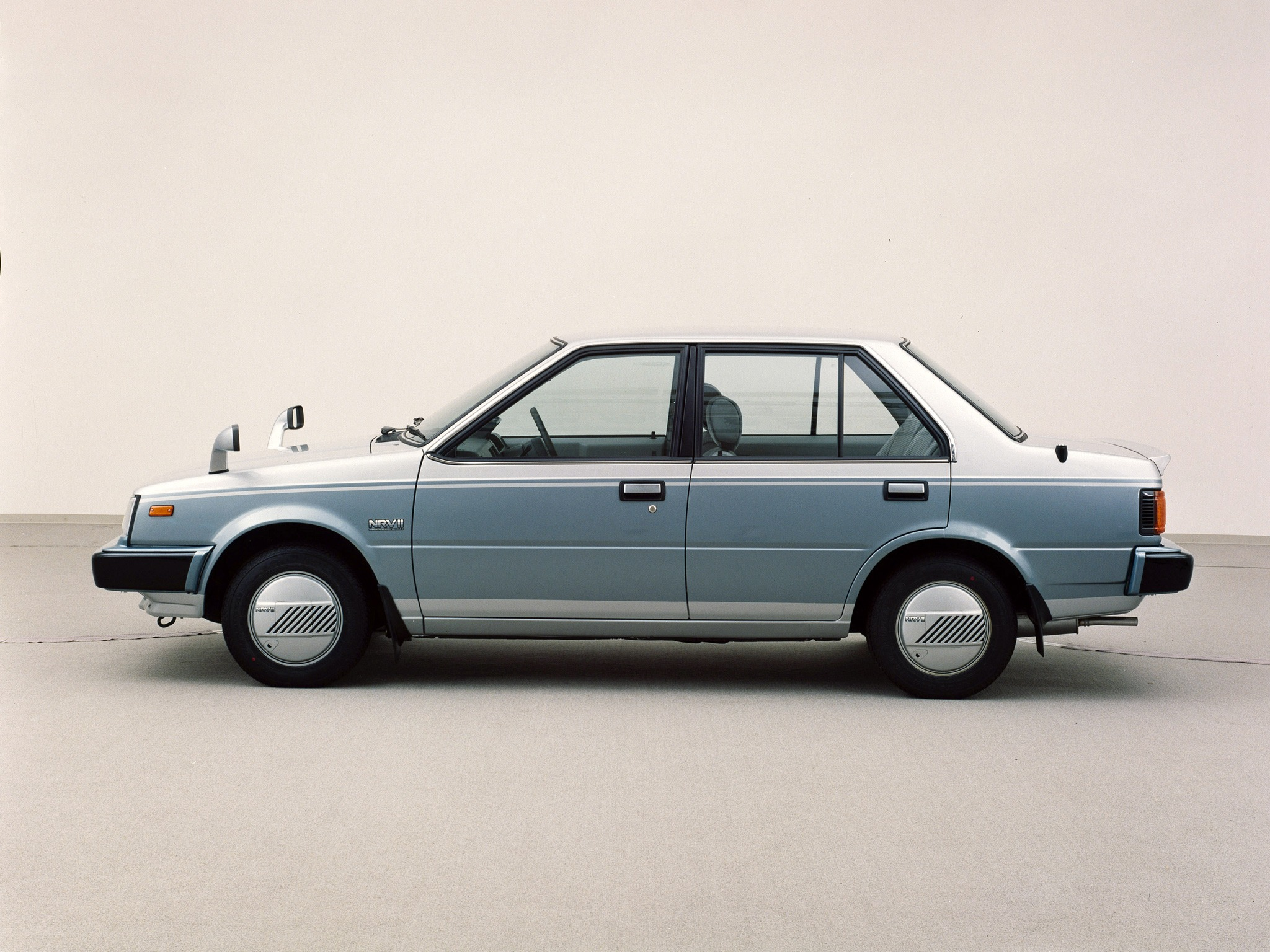 Nissan Nrv Ii Concept B11 1983 Old Concept Cars
