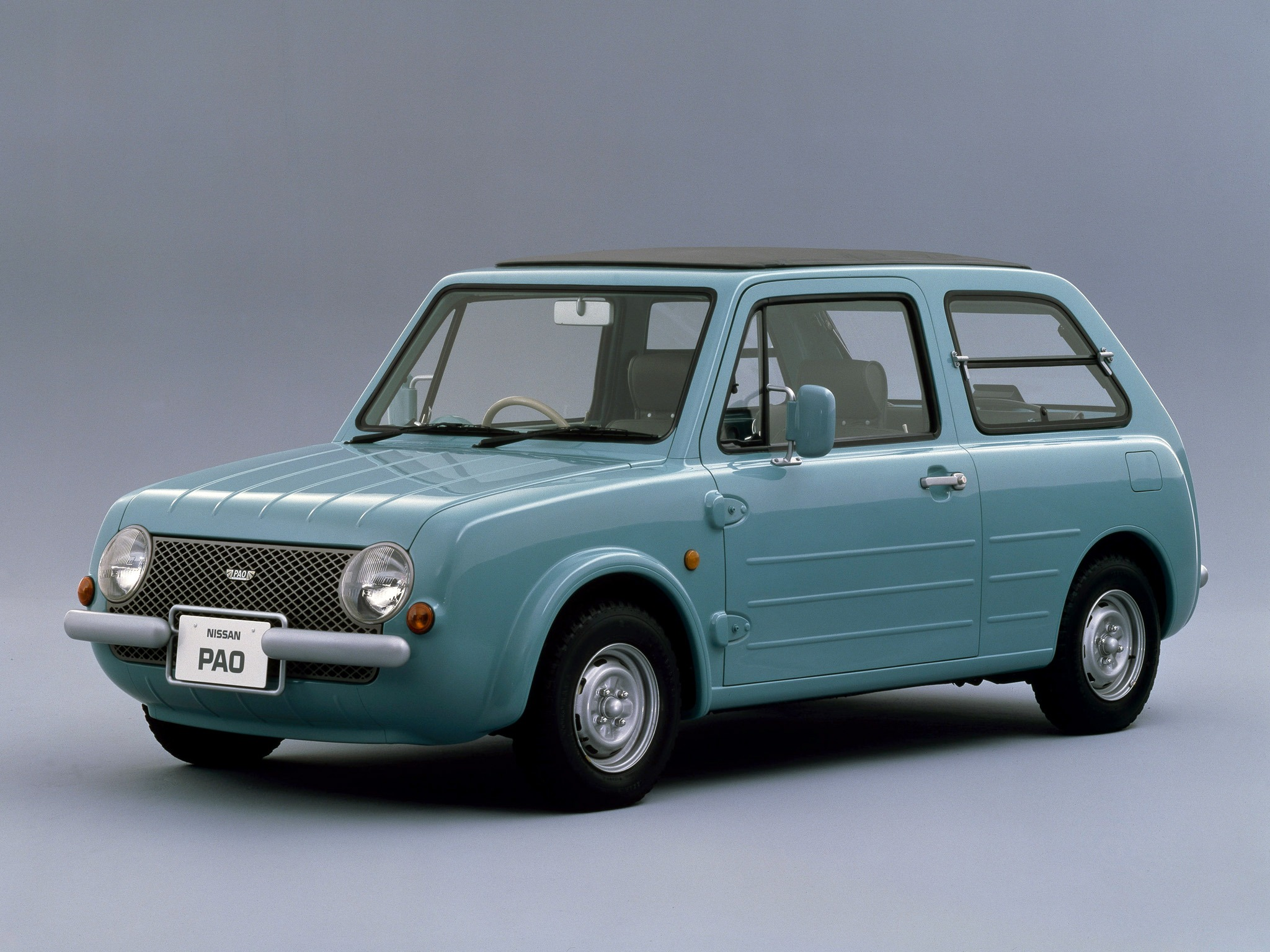 Nissan Pao Concept 1987 Old Concept Cars