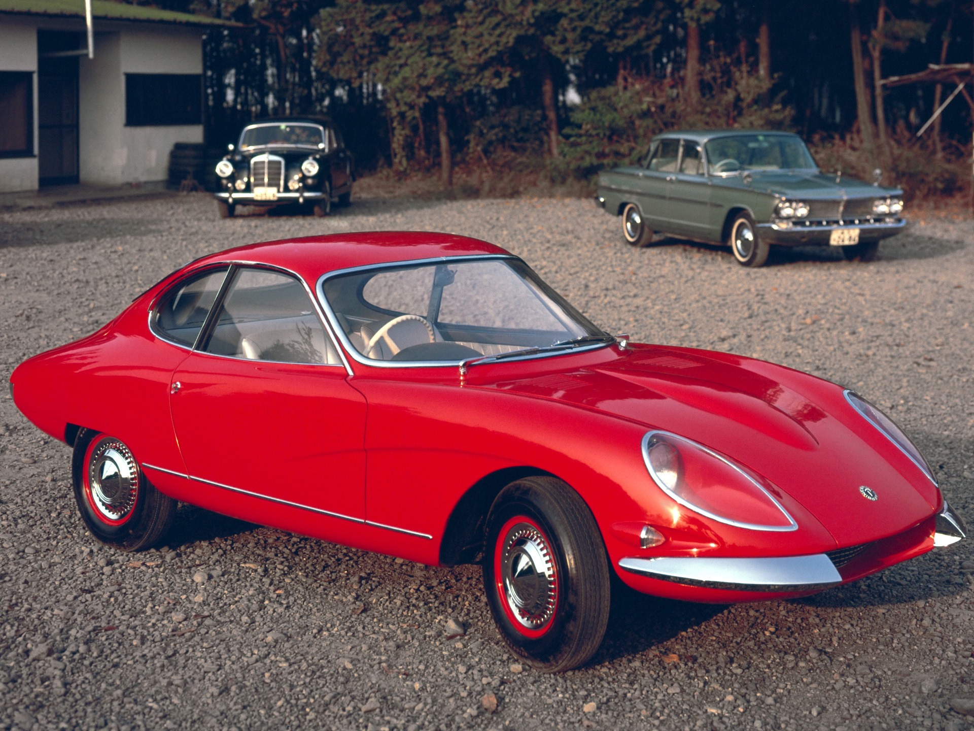 Nissan Prince Sprint 1900 (1963) – Old Concept Cars