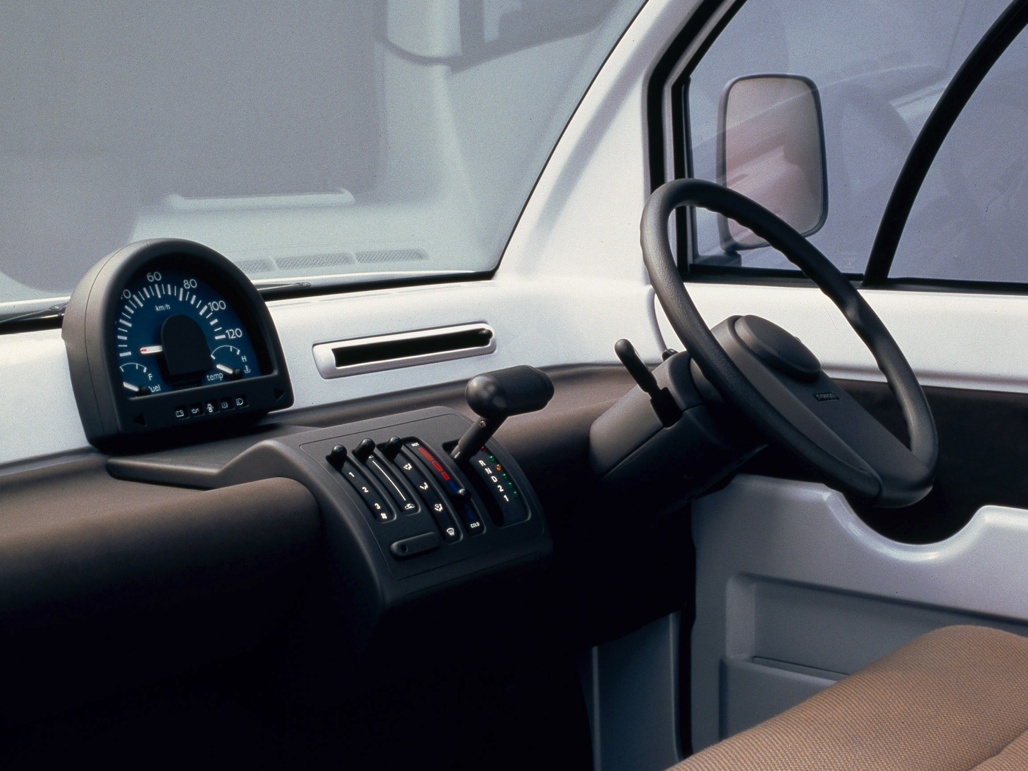 Nissan S Cargo Concept 1987 Old Concept Cars
