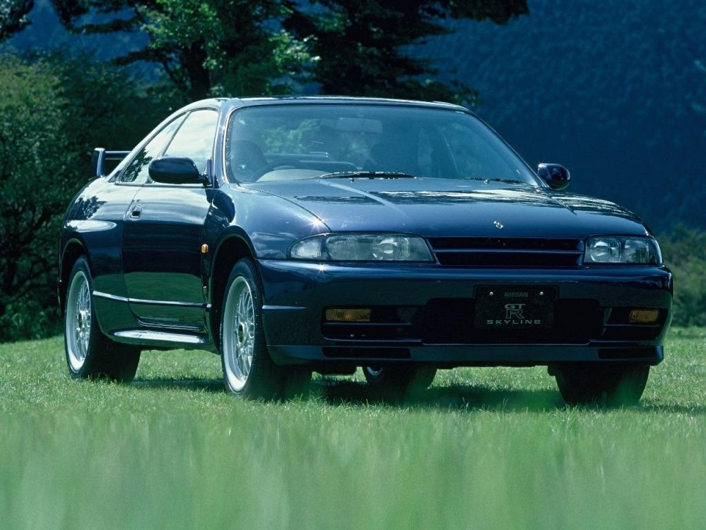 Nissan Skyline GT-R Prototype (BCNR33) (1993)