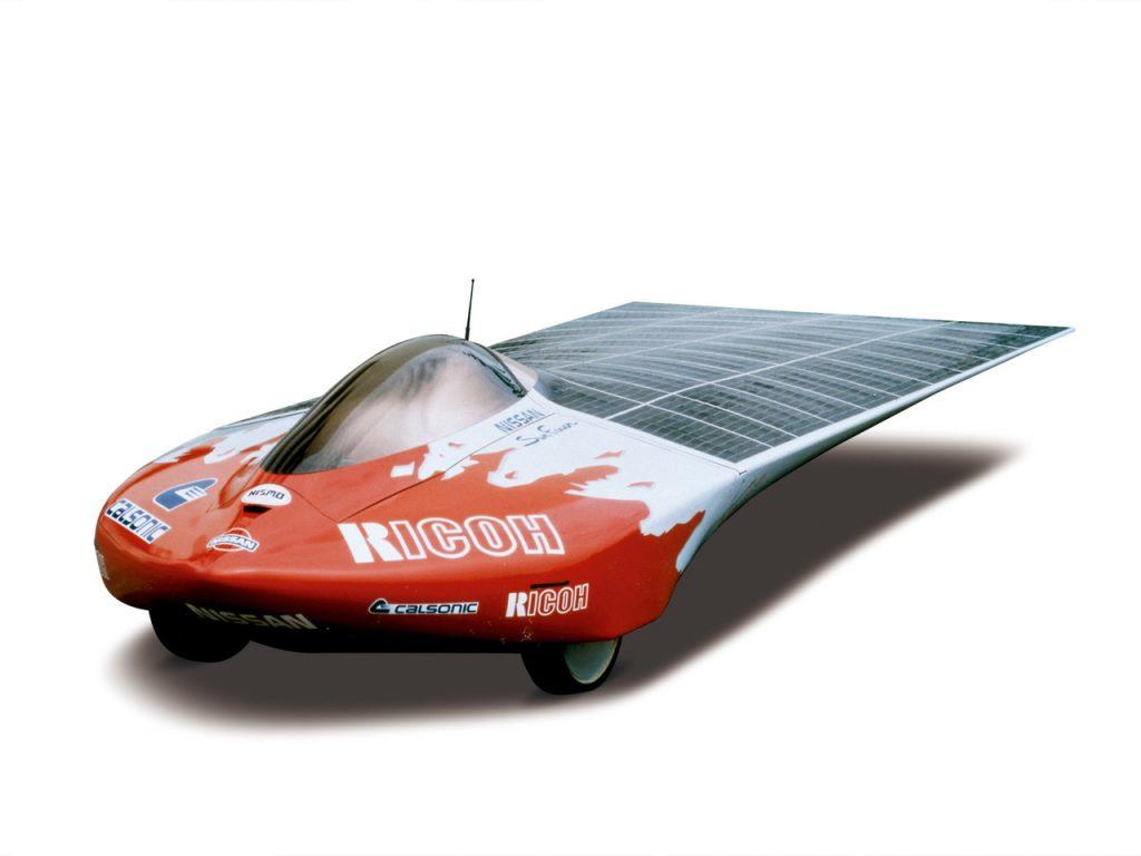 Nissan Sun Favor (1993)