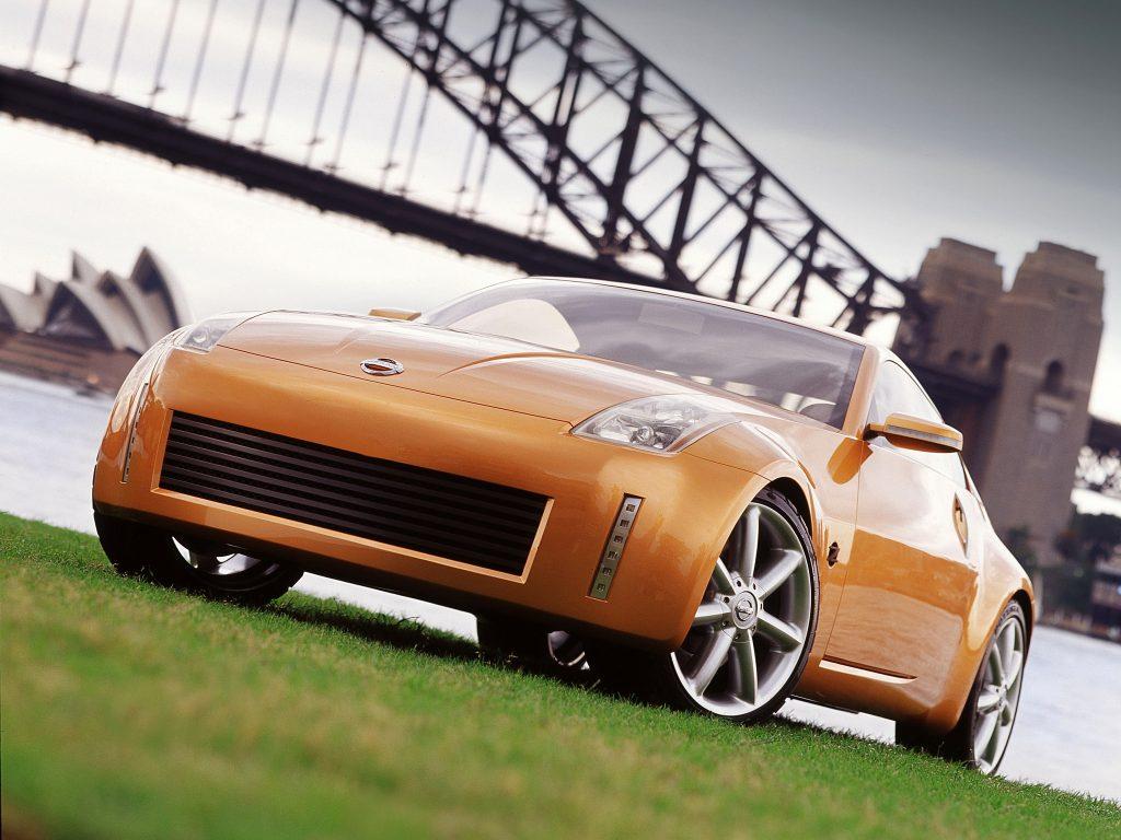 Nissan Z Concept (2001)