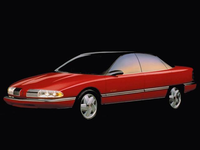 Oldsmobile Achieva Concept (1991)