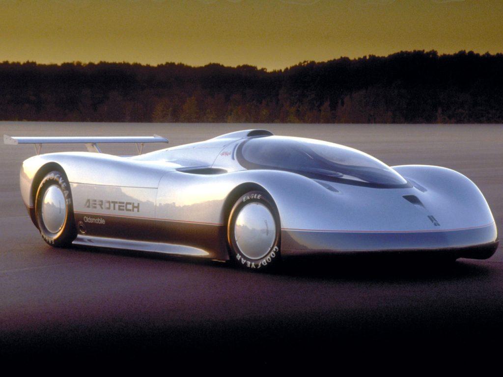 Oldsmobile Aerotech (1987-1992)