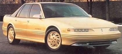 Oldsmobile Aerotech III (1993)