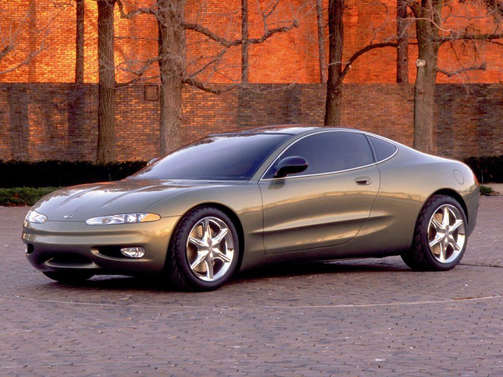 Oldsmobile Alero Alpha (1997)