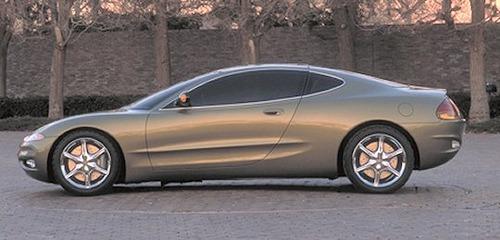 oldsmobile alero alpha   concept cars