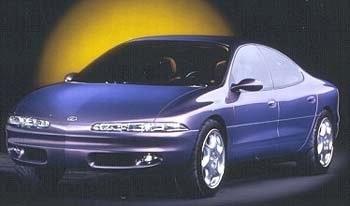 Oldsmobile Antares (1995)