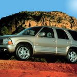Oldsmobile Bravada X-Scape Concept (1998)