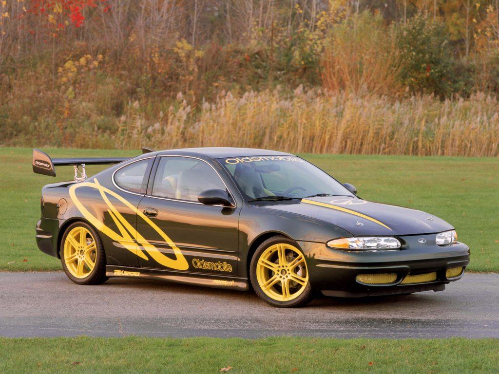 Oldsmobile California Alero (2001)