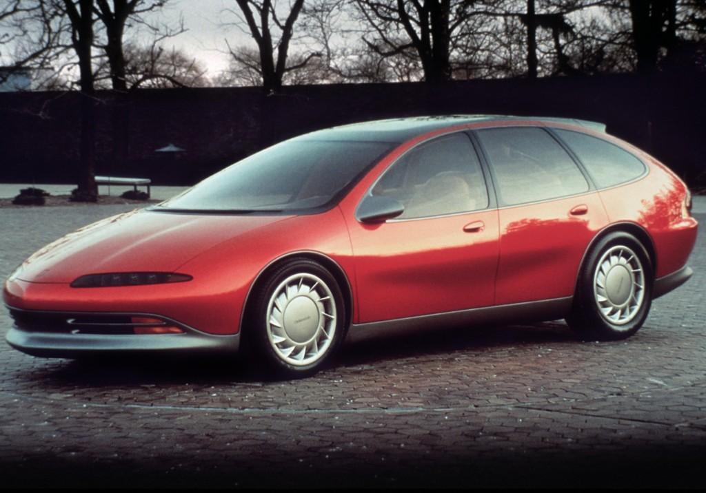Oldsmobile Expression Concept (1990)