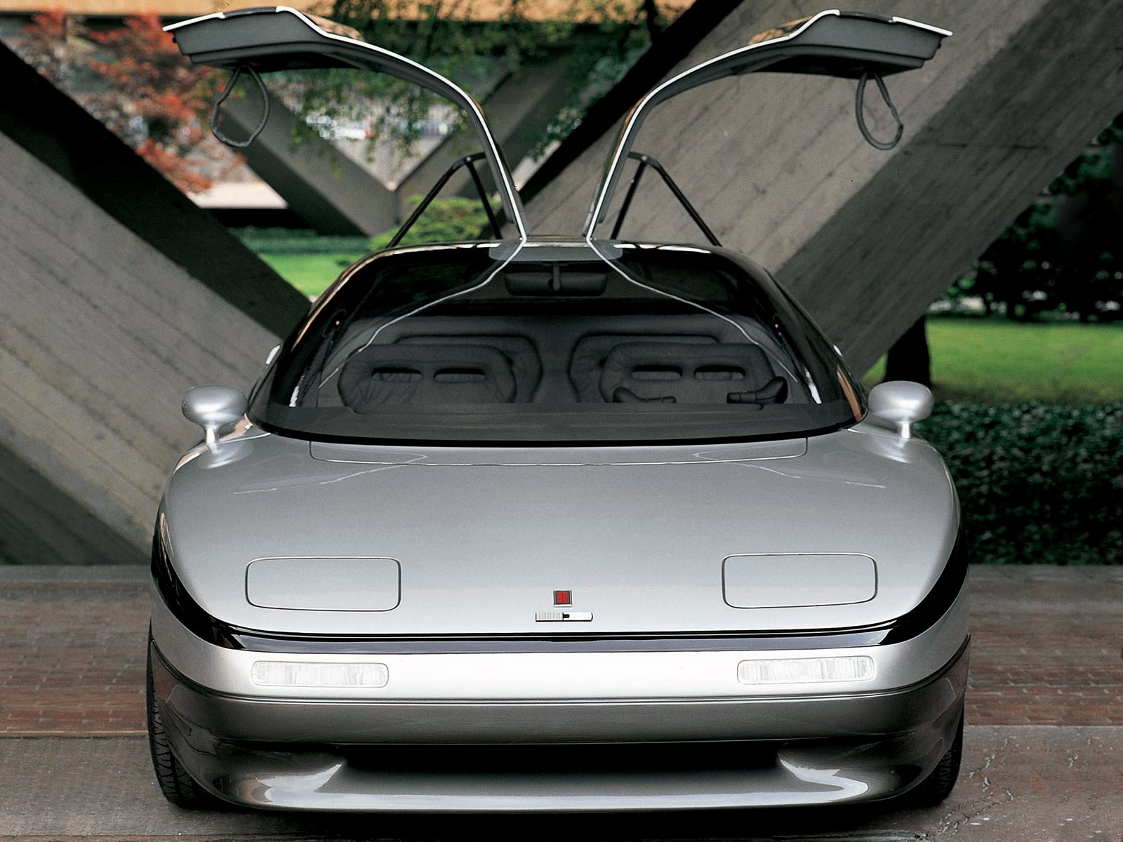 Oldsmobile Incas Concept 1986 Old Concept Cars