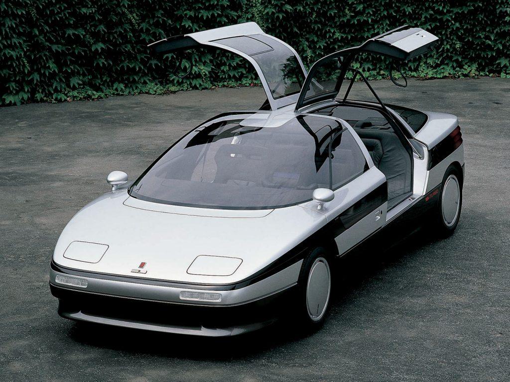 Oldsmobile Incas Concept (1986)