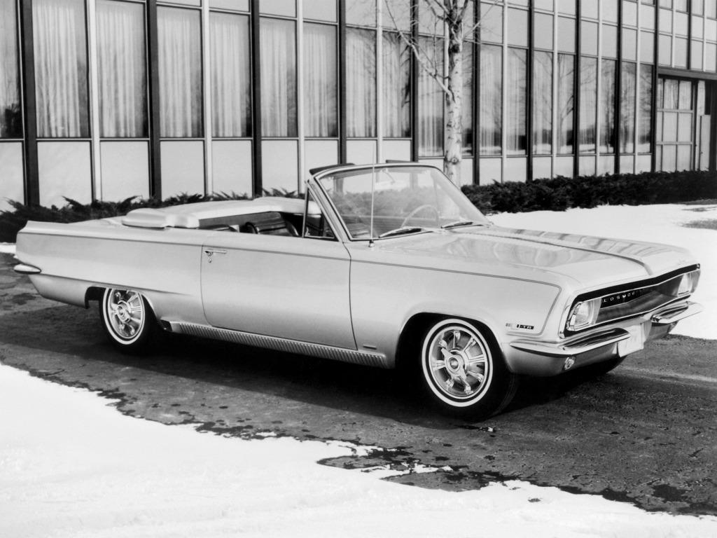 Oldsmobile J-TR (1963)