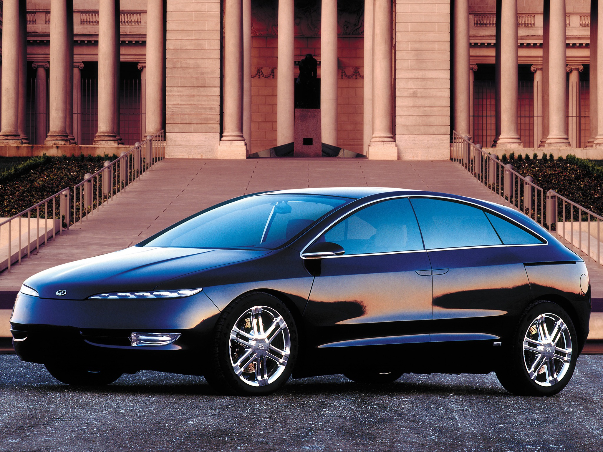 oldsmobile profile concept 2000 old concept cars