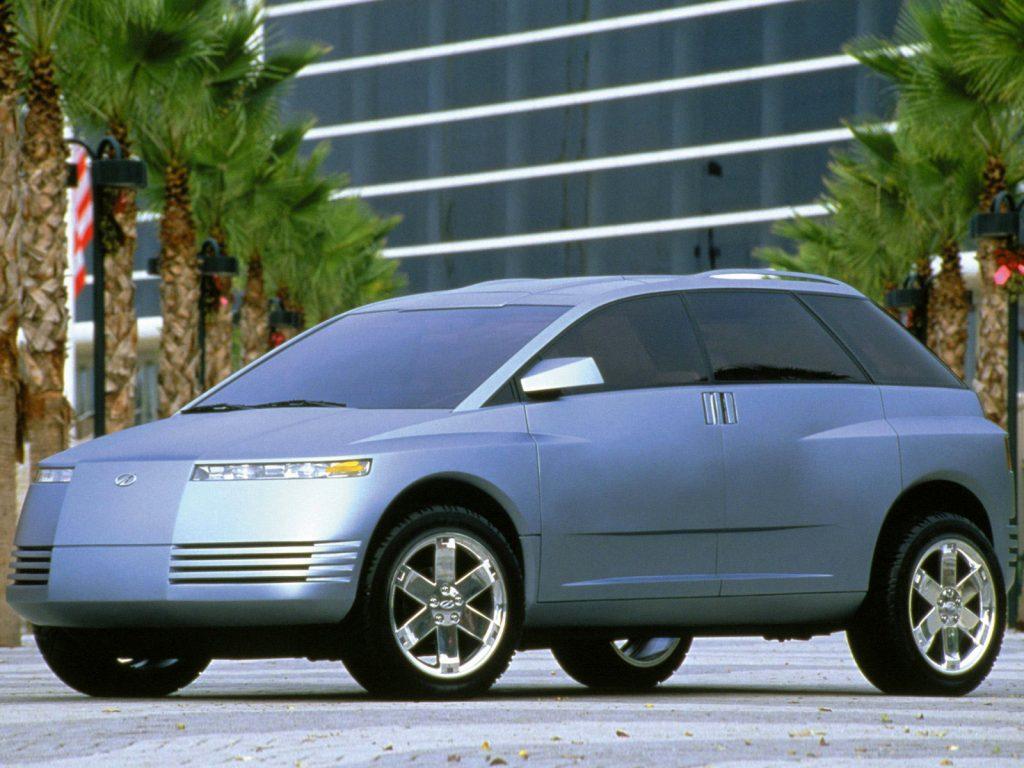 Oldsmobile Recon Concept (1999)
