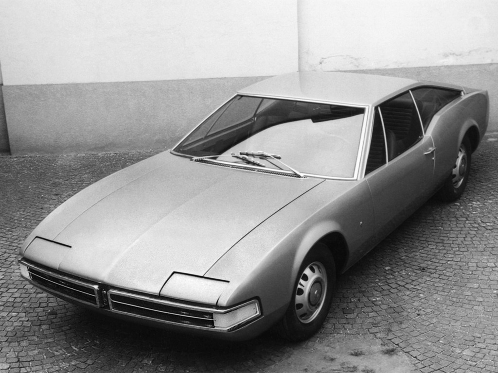 Oldsmobile Thor Concept (1967)