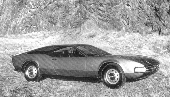 Saab Dealer Near Me >> Oldsmobile Thor Concept (1967) - Old Concept Cars