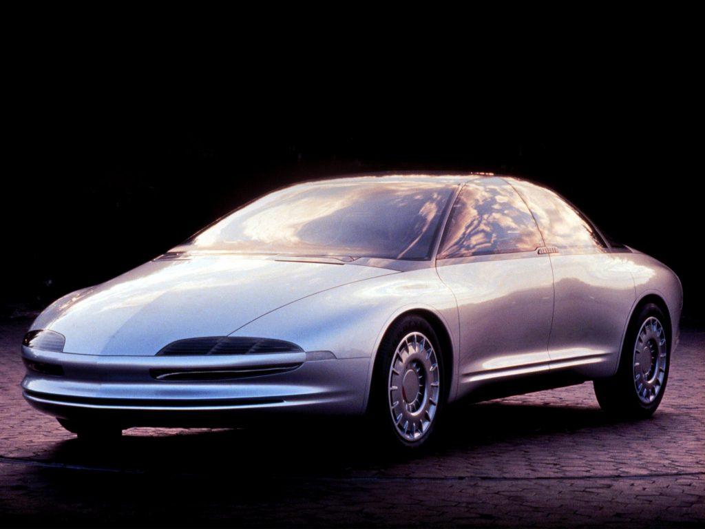 Oldsmobile Tube Car Concept (1989)