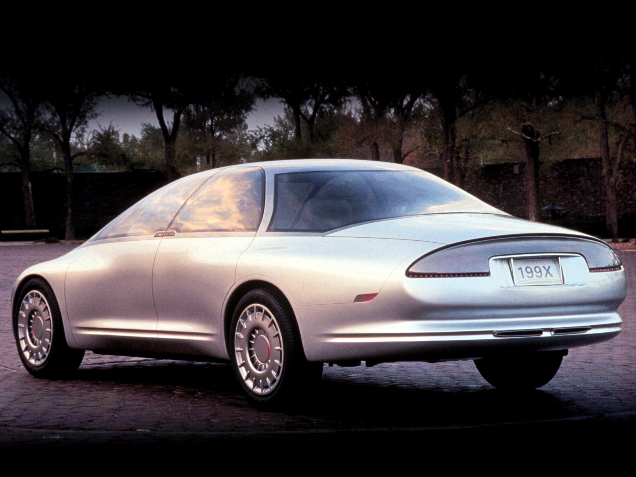 Oldsmobile concept cars