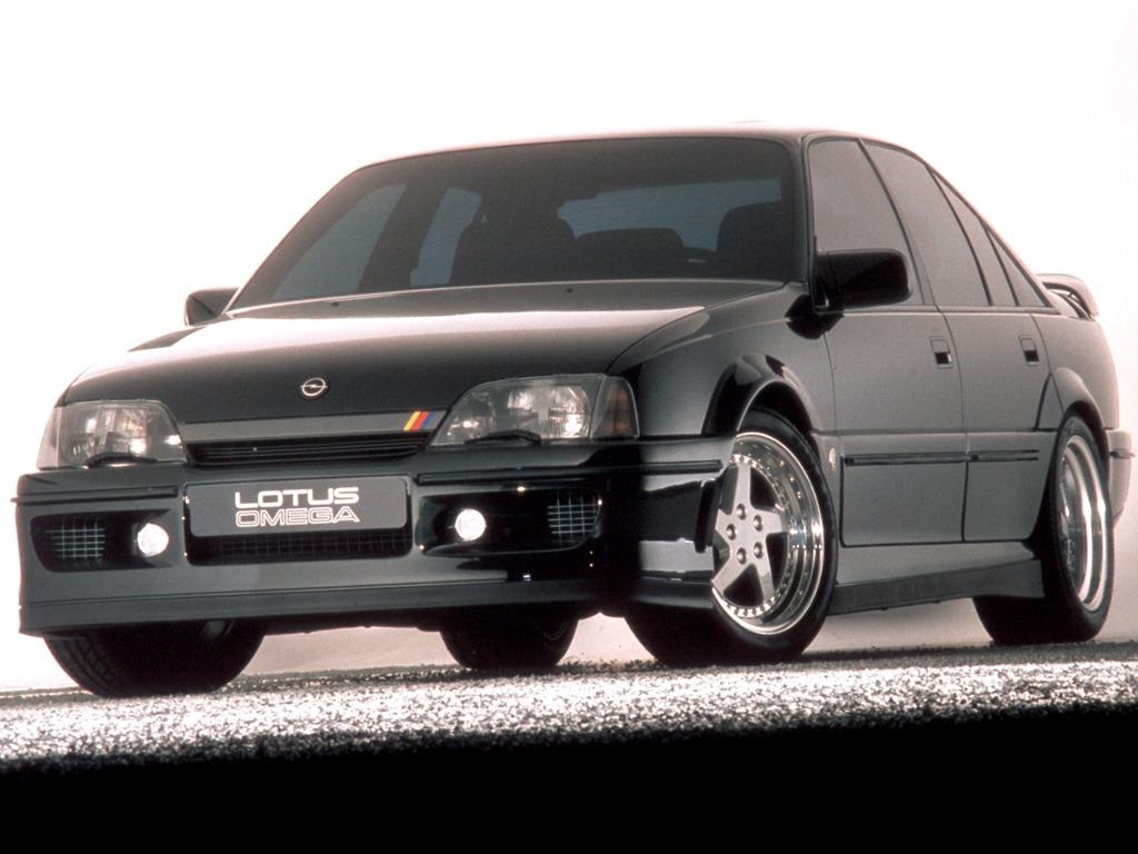 Opel-Lotus Omega Prototype (1989)