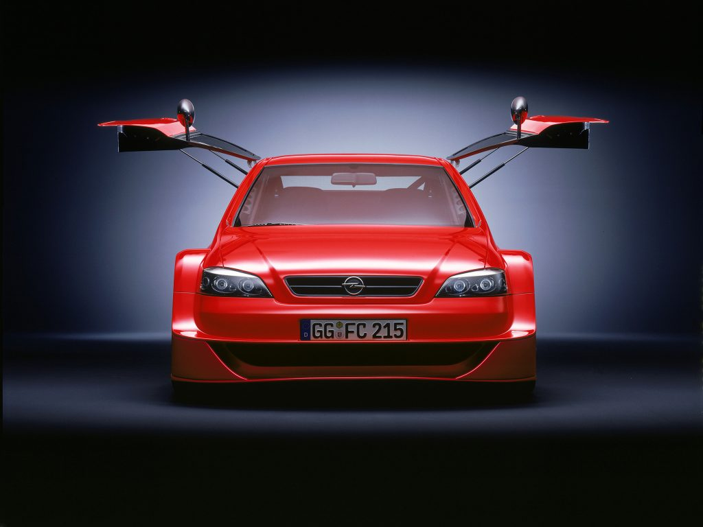Opel Astra OPC X-Treme Concept (2001)