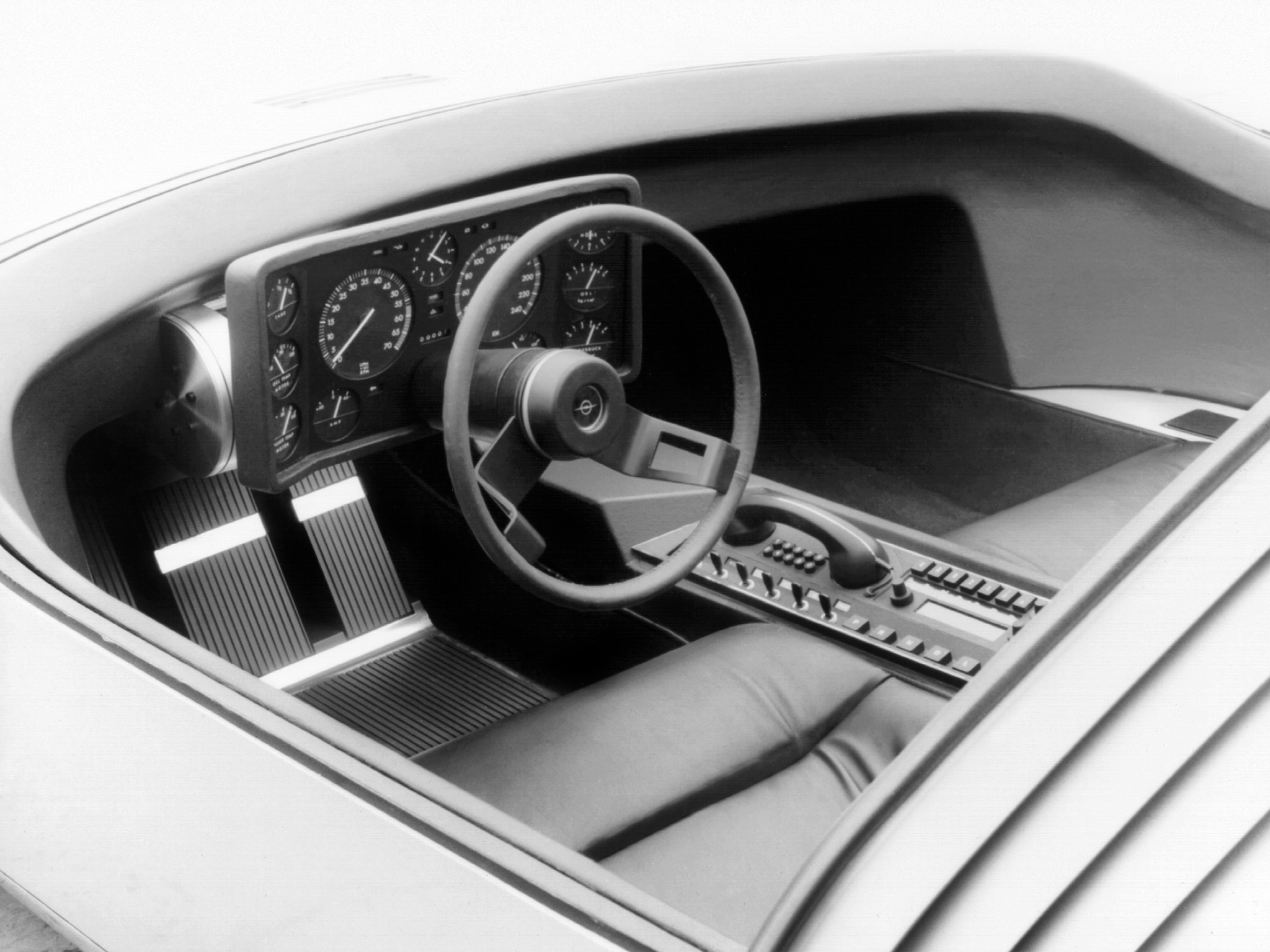 opel cd 1969 old concept cars. Black Bedroom Furniture Sets. Home Design Ideas