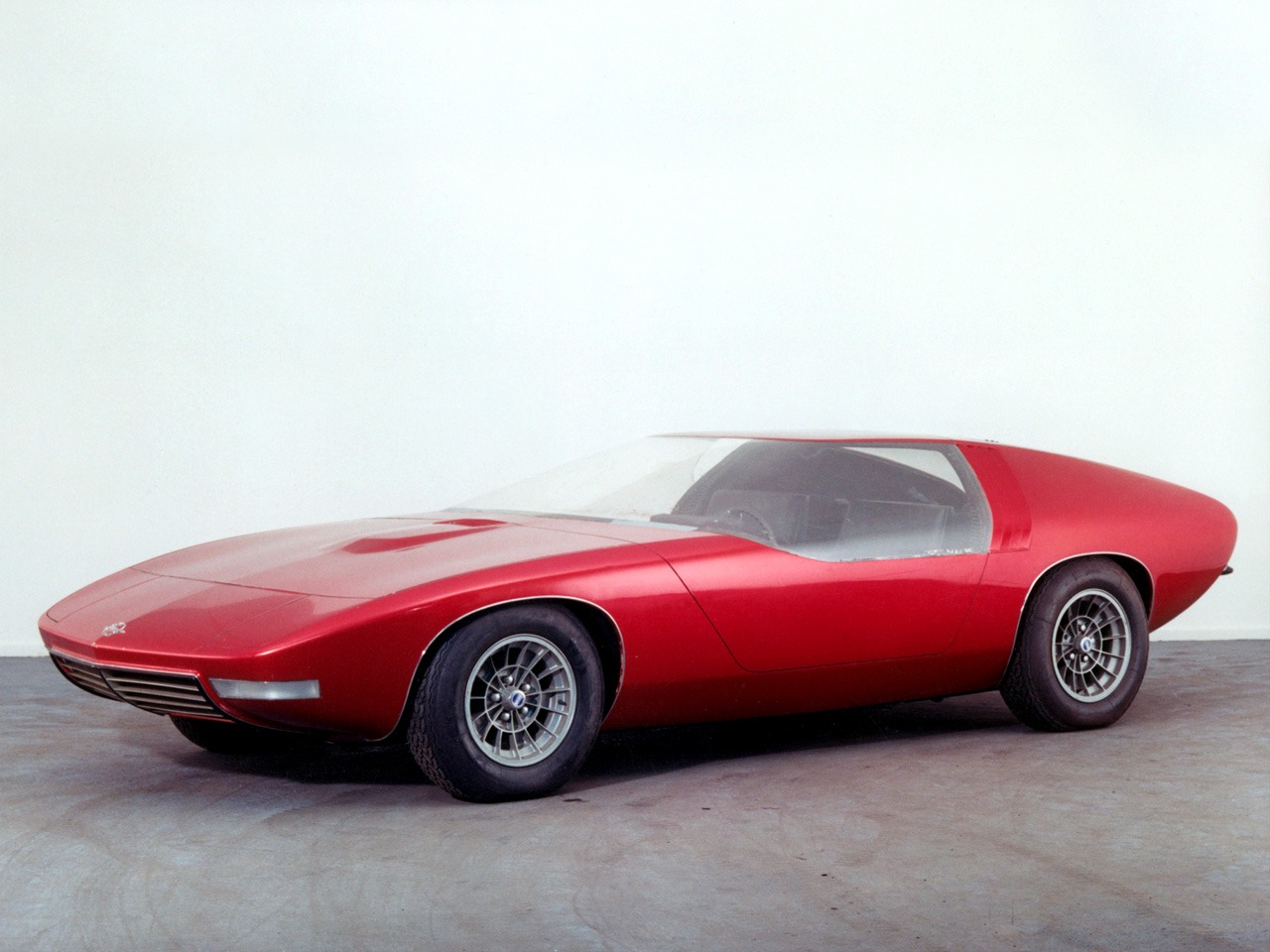 Opel Cd 1969 Old Concept Cars