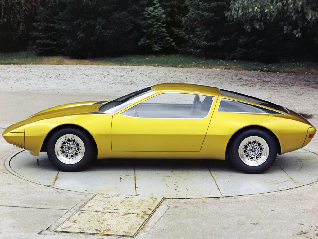 Opel GT/W Geneve Concept (1975)