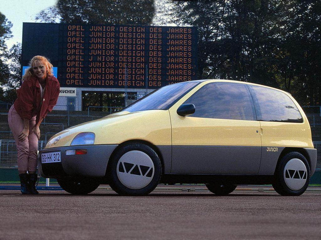 Opel Junior Concept (1983)