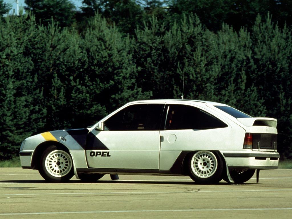 opel kadett rallye 4x4 gr b 1985 old concept cars. Black Bedroom Furniture Sets. Home Design Ideas