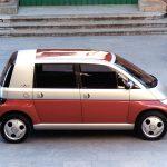 Opel Maxx 5-door Concept (1995)